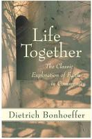 Life Together PDF