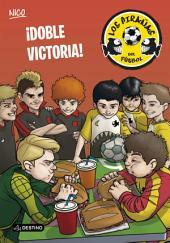 ¡Doble victoria!: Los Pirañas del Fútbol 3
