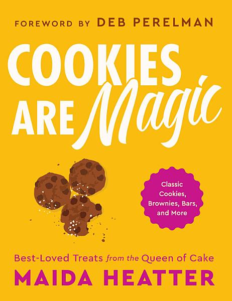 Download Cookies Are Magic Book