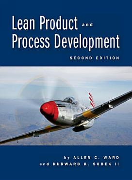 Lean Product and Process Development  2nd Edition PDF