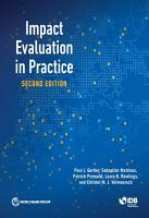Impact Evaluation in Practice  Second Edition PDF