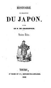 Histoire et description du Japon: d'après le P. de Charlevoix