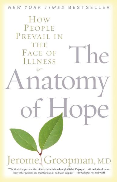 Download The Anatomy of Hope Book