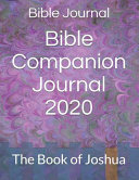 Bible Companion Journal 2020