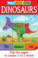 Mad Mix Ups  Dinosaurs PDF