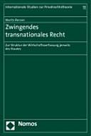 Zwingendes transnationales Recht PDF