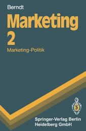 Marketing 2: Marketing-Politik