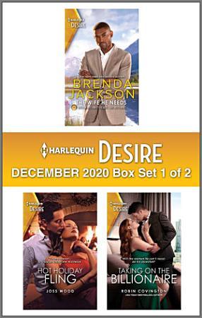 Harlequin Desire December 2020   Box Set 1 of 2 PDF