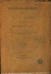 Les Eleccions d'un poblet: pieza en un acto y en verso