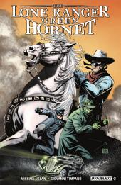 Lone Ranger / Green Hornet #2 (of 6)