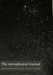 The Astrophysical Journal: Volume 9
