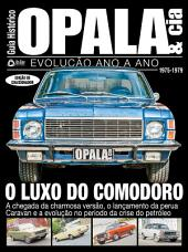 Guia Histórico - Opala & Cia Ed.03: O luxo do comodoro - 1975-1979