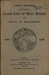 Class List of Best Books