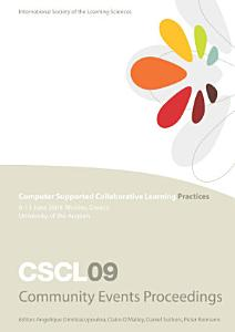 Proceedings of the 9th International Conference on Computer Supported Collaborative Learning PDF
