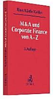 M A und Corporate Finance von A Z PDF