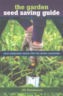 The Garden Seed Saving Guide PDF