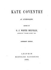 Kate Coventry: An Autobiography