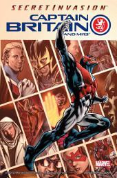 Captain Britain and Mi13 Vol. 1: Secret Invasion