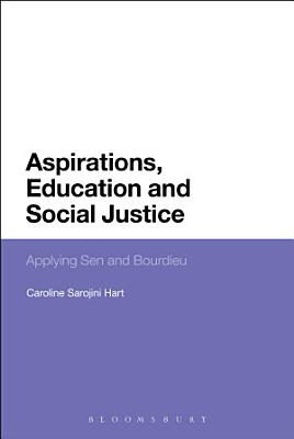 Aspirations  Education and Social Justice PDF
