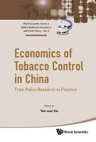 Economics of Tobacco Control in China PDF