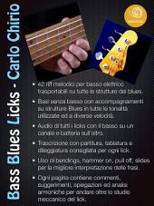 Bass Blues Licks