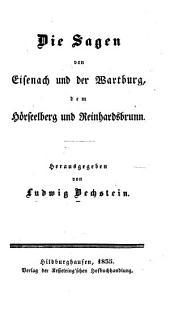 Der Sagenschatz und die Sagenkreise des Thüringerlandes: Bände 1-2
