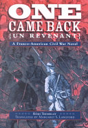 Download One Came Back Book