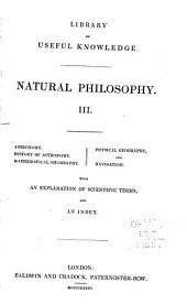 Library of Useful Knowledge: Natural philosophy, Volume 3