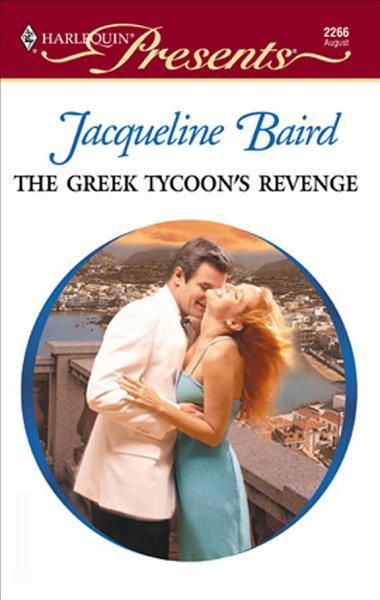 The Greek Tycoon's Revenge