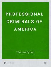 Professional Criminals of America