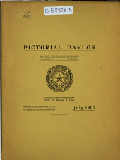 The Baylor Bulletin: Volume 10, Issue 4
