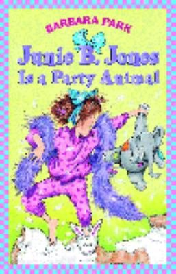 Junie B  Jones Is a Party Animal PDF