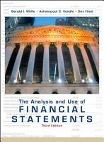 The Analysis and Use of Financial Statements PDF