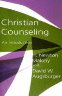 Christian Counseling
