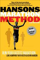 Hansons Marathon Method PDF