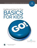 Getting a Grip on the Basics for Kids PDF