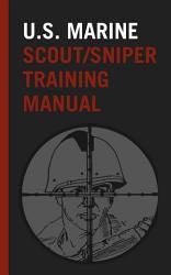 U S Marine Corps Scout Sniper Training Manual Book PDF