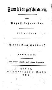 Barneck und Saldorf: Band 1