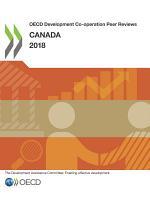 OECD Development Co-operation Peer Reviews: Canada 2018