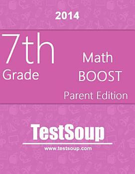 7th Grade Math BOOST   Parent Guide PDF