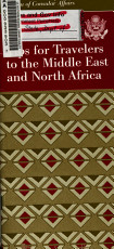 Tips for Travelers to the Middle East and North Africa PDF