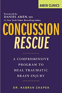 Concussion Rescue Book