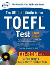 Official Guide to the TOEFL Test, 4th Edition: Edition 4