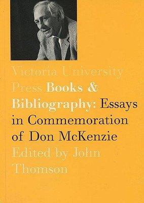 Books and Bibliography PDF