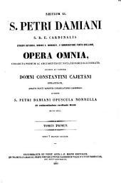 Patrologiae latina cursus completus ... series secunda: Volume 144