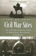 25 Best Civil War Sites PDF