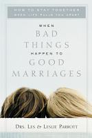 When Bad Things Happen to Good Marriages PDF