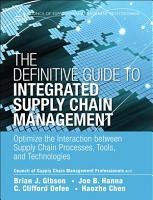 The Definitive Guide to Integrated Supply Chain Management PDF