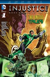 Injustice: Gods Among Us: Year Two Annual (2014-) #1