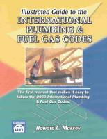 Illustrated Guide to the International Plumbing   Fuel Gas Codes PDF